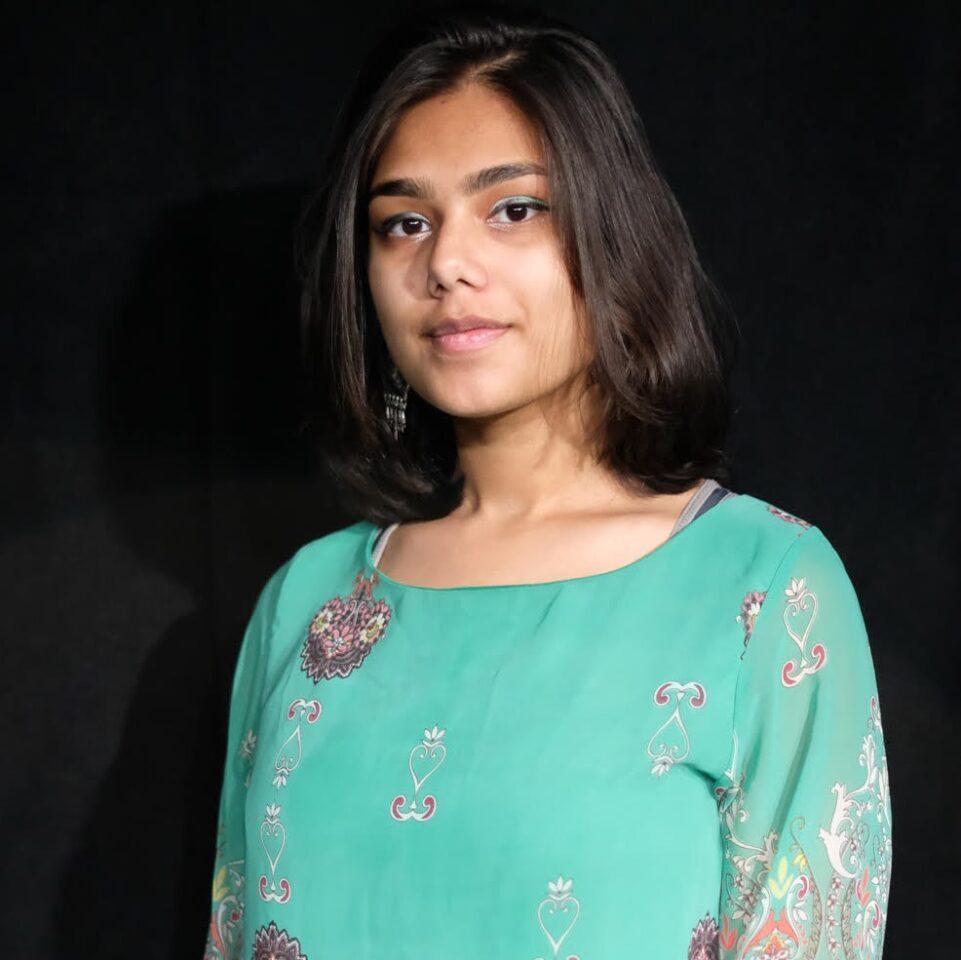 Aryaana Khan Headshot