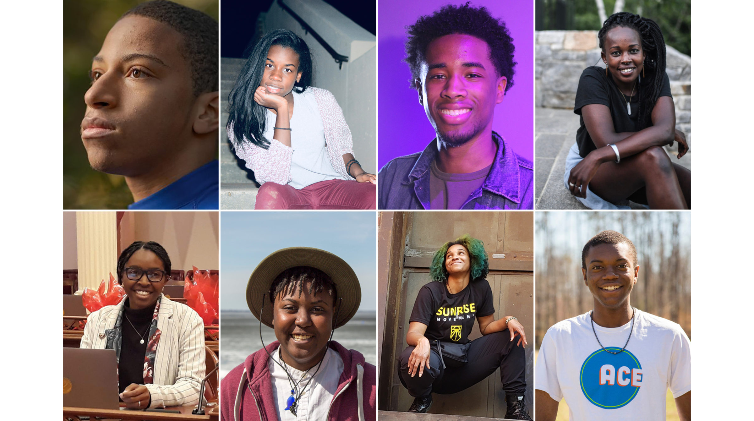 8 Black Youth Activists