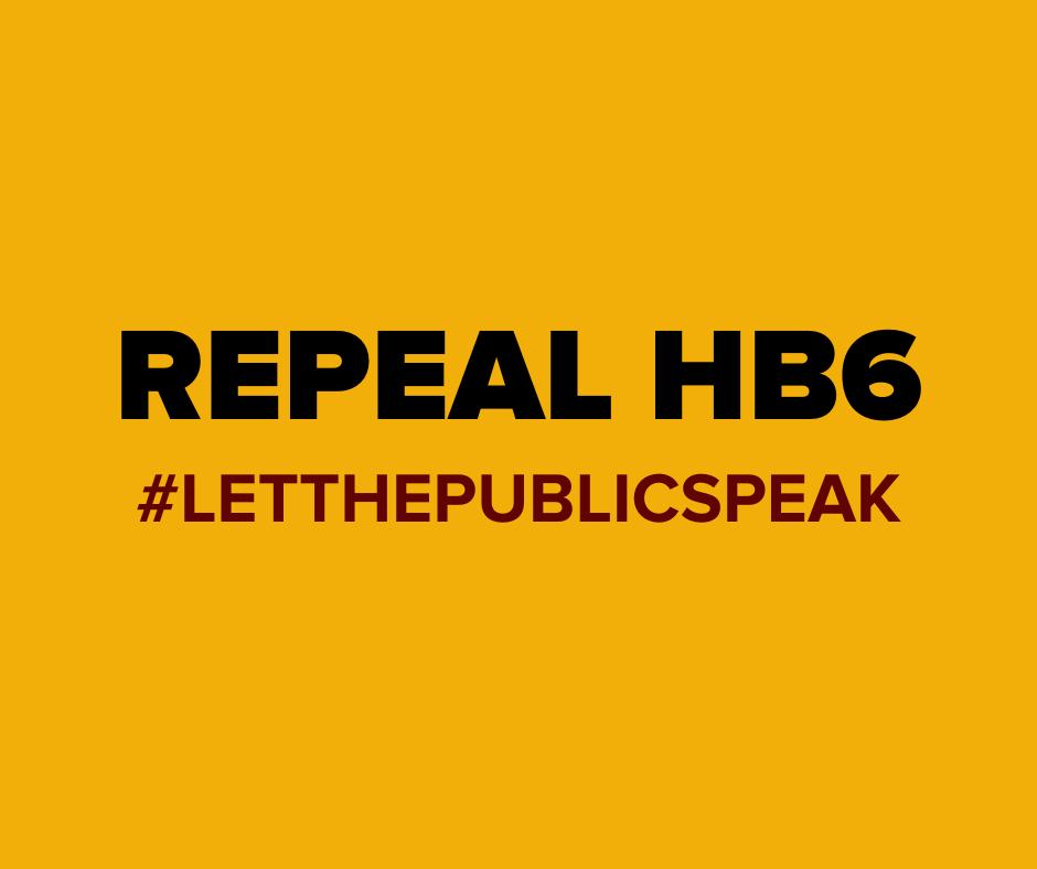 #RepealHB6