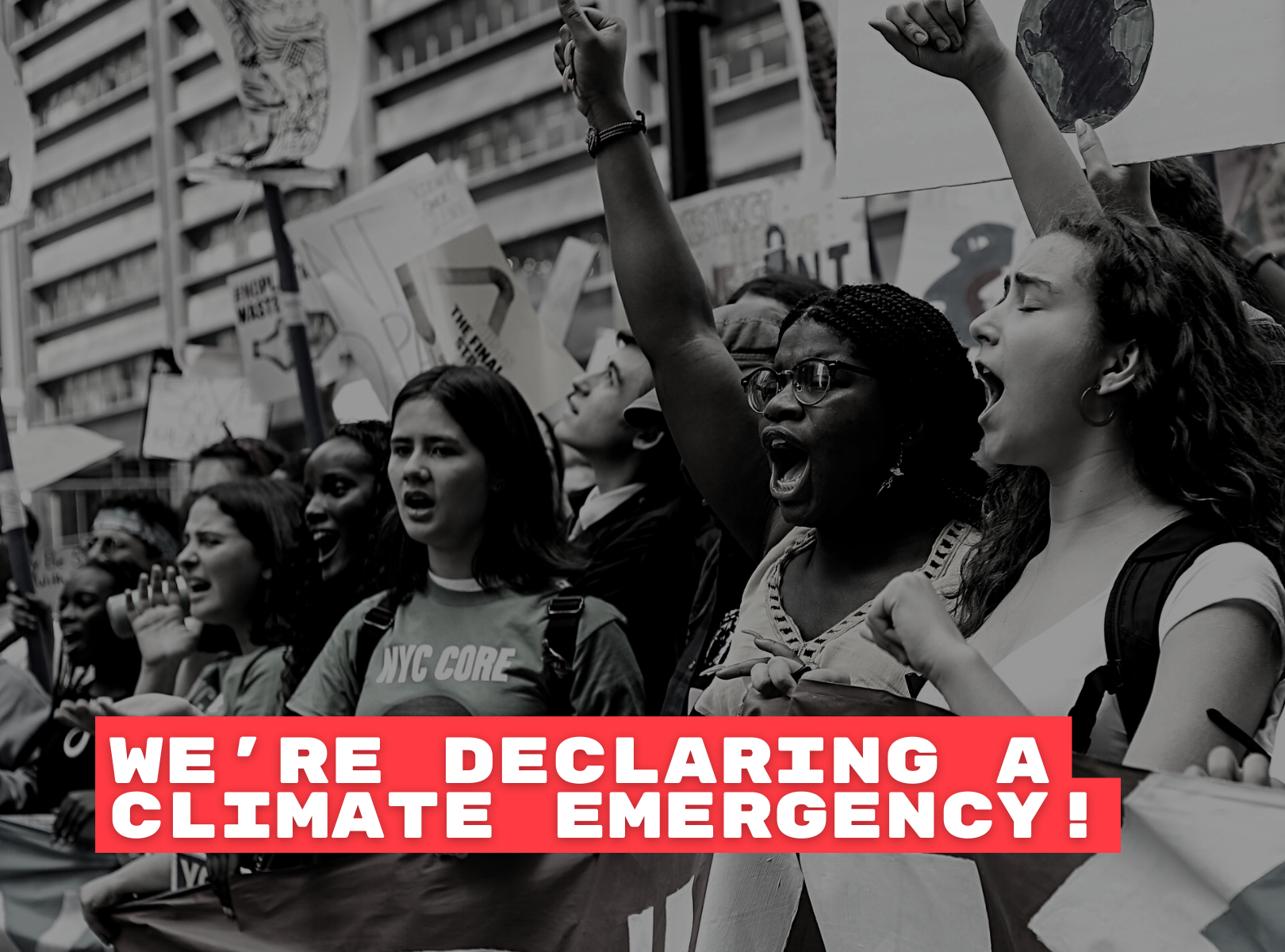 Climate Emergency Toolkit Images